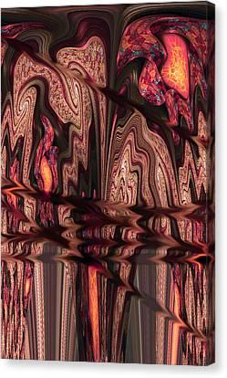 Geodes Canvas Print