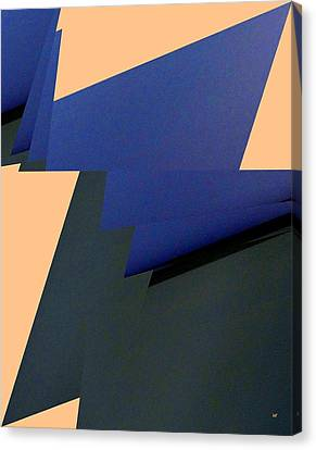 Canvas Print - Geometric Abstract 4 by Will Borden