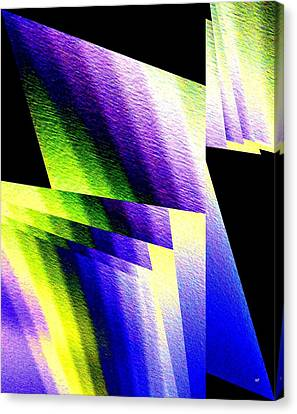 Canvas Print - Geometric Abstract 6 by Will Borden