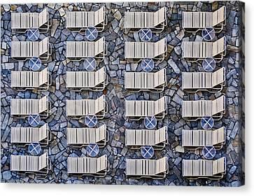 Geometrical Canvas Print