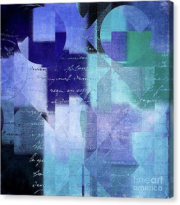 Canvas Print - Geomix 04 - 73c by Variance Collections