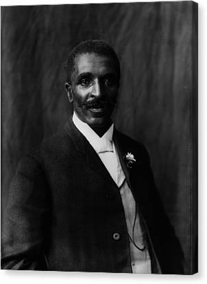 George Washington Carver 1864-1943 Canvas Print by Everett