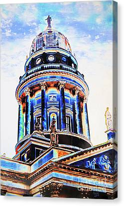 German Dome Canvas Print