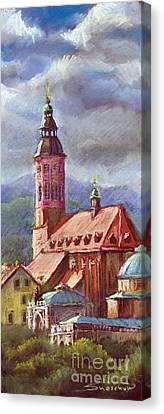 Germany Baden-baden 05 Canvas Print by Yuriy  Shevchuk