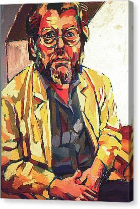 Gerry Canvas Print
