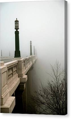 Gervais Street Bridge Canvas Print