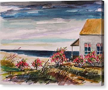 Getaway Canvas Print by John Williams