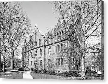 Gettysburg College Mc Knight Hall Canvas Print