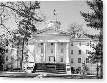 Gettysburg College Pennsylvania Hall Canvas Print