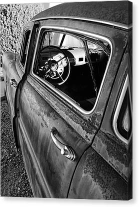 Ghost Driver Canvas Print