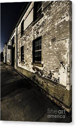 Ghost Towns General Store Canvas Print