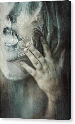 Ghost.echoes.silent Sounds. Canvas Print