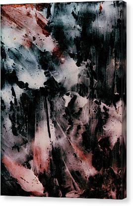 Ghostly Canvas Print - Ghosts by Carly Norris