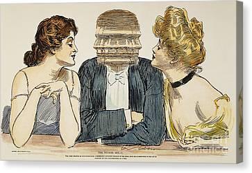 Gibson Girls, 1903 Canvas Print by Granger