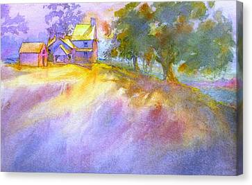 Brandywine Canvas Print - Gilpin House, No. 1 by Virgil Carter