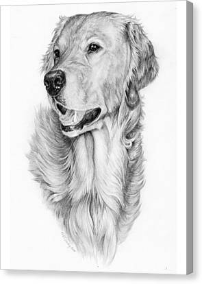 Ginger Canvas Print by Laurie McGinley