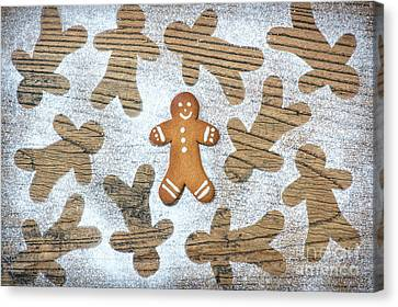 Gingerbread Canvas Print by Tim Gainey