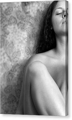 Girl #4529 Canvas Print by Andrey Godyaykin