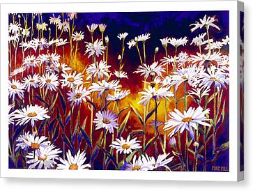 Give Me Your Answer Do Canvas Print by Mike Hill
