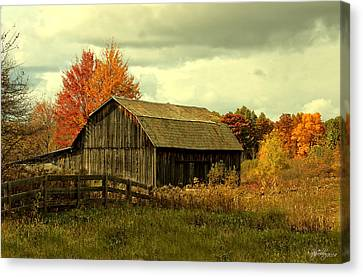 Fall Has Always Been My Favorite Season. Canvas Print