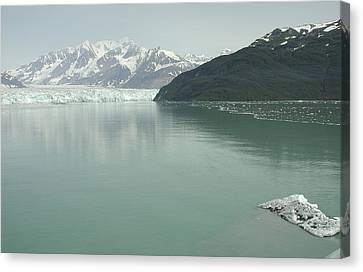 Glacier Bay Canvas Print