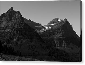 Glacier National Park 2 Canvas Print