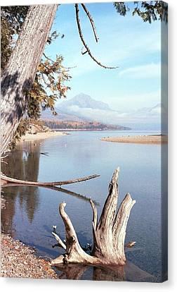Glacier National Park 3 Canvas Print