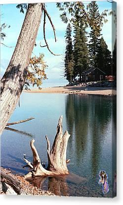 Glacier National Park 4 Canvas Print