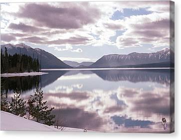 Glacier National Park 6 Canvas Print
