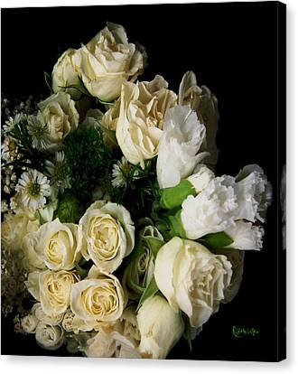 Glamour Canvas Print by RC deWinter