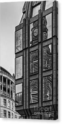 Tron Canvas Print - Glasgow Saint Georges Tron Parish Church by Antony McAulay