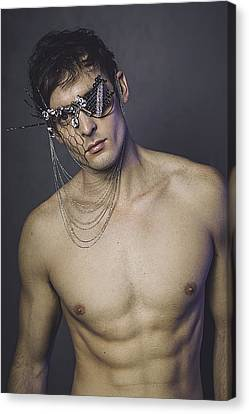 Glasses Of Fashion Canvas Print by Adam LeCroy