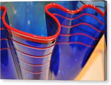 Glassworks 1 Canvas Print by Marty Koch