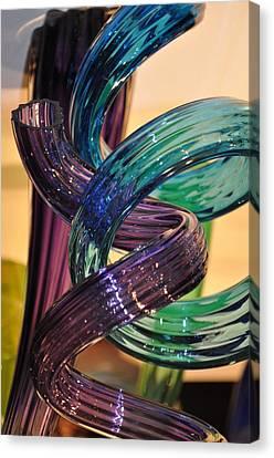 Glassworks 2 Canvas Print by Marty Koch