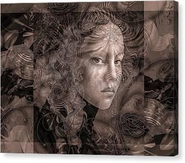 Glaze Canvas Print