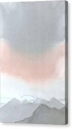 Glen Etive Canvas Print by Jim Green