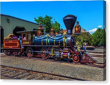 Glenbrook Train Canvas Print