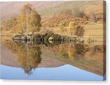 Glengarry Reflection Canvas Print