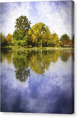 Glenview Impressions Canvas Print by Scott Norris