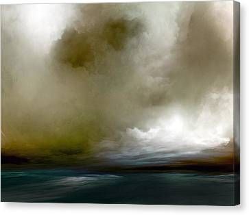 Glimmer Canvas Print by Lonnie Christopher