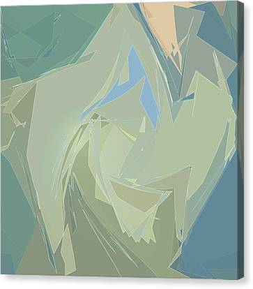 Glimmers Canvas Print