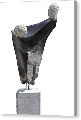 Glisando Canvas Print by Jos Hamann