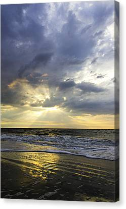 Glorious Beginning Canvas Print