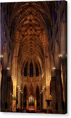 Glorious Gothic Canvas Print