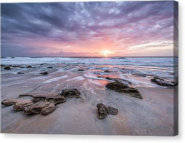 Augustine Canvas Print - Glorious In St. Augustine by Jon Glaser