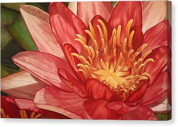 Glorious Canvas Print by Melissa Tobia