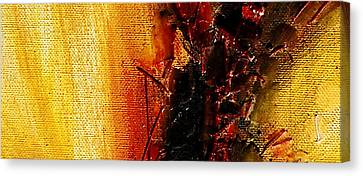 Glory C Canvas Print by Pure Abstract