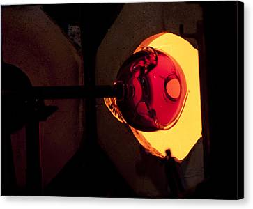 Artisan Canvas Print - Glory Hole by Barbara  White
