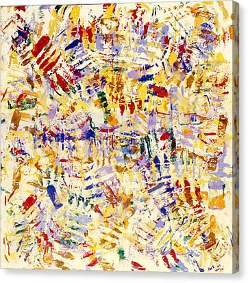 Gloves Canvas Print by Ken Yackel