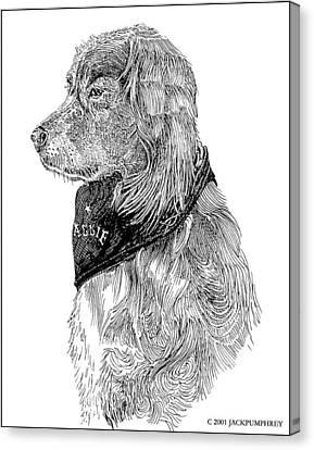 Go Aggies Canvas Print by Jack Pumphrey